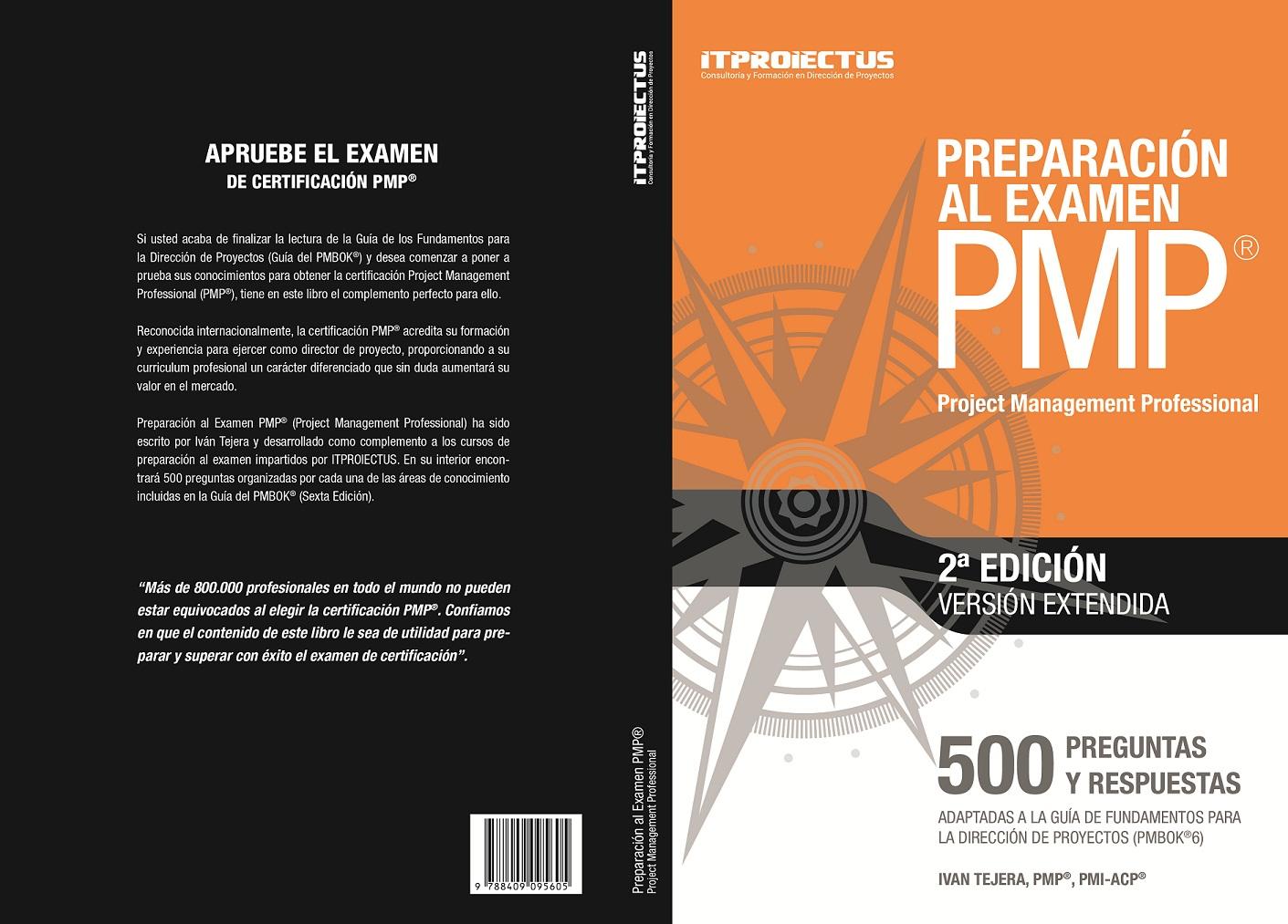 Libro de Preparación al Examen PMP